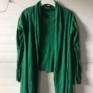 DKNY Wrap Cardigan
